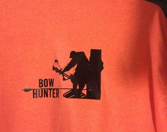 Bow hunter htv shirt