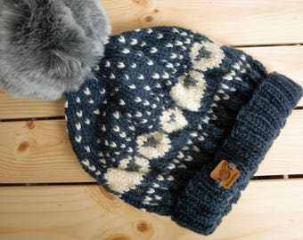 The Baa-ble Hat in YOUR colour!