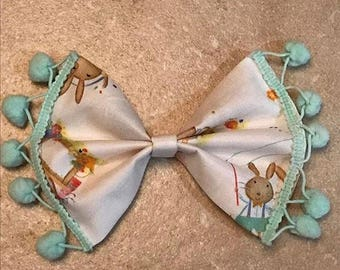 Easter Fabric bows