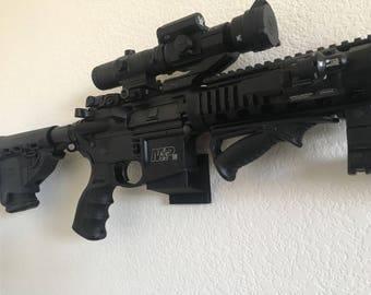 AR15 wall mount