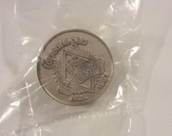 Vintage NOS 175th Anniversary Copenhagen Pin