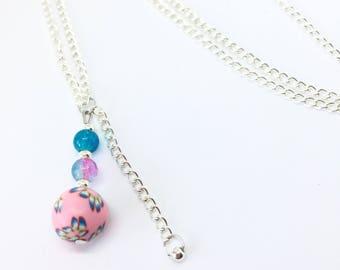 Flora - OOAK necklace