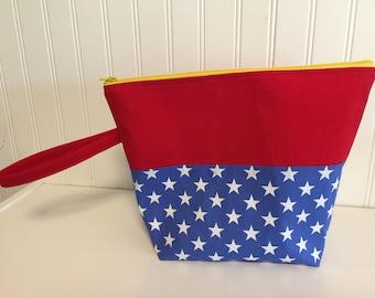 Wonder Woman Medium project bag