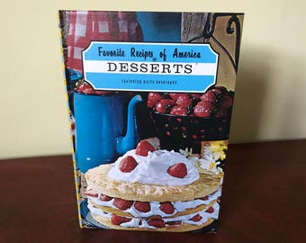 Favorite Recipes of America-Desserts