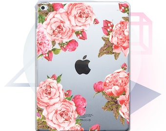 iPad Air 2 Case Floral iPad 2 Case iPad Mini 2 Case Transparent Case iPad Pro Case iPad Mini Case iPad Clear Case iPad Air Floral iPad tMC01