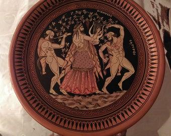 Greek vintage art