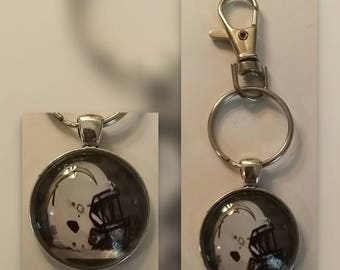 Los Angeles Chargers key chain