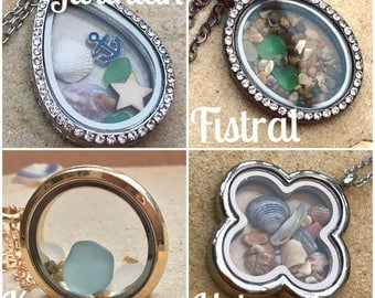 Ocean Treasures Lockets