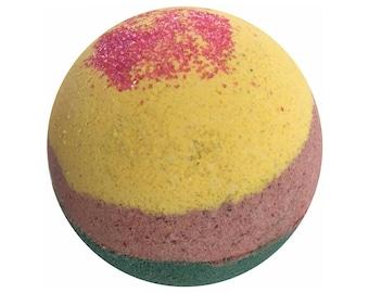 Fairy Dust Bath Bomb, Handmade Bath Fizzy, 5 oz