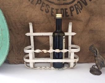 Bottle door metal plant. Vintage
