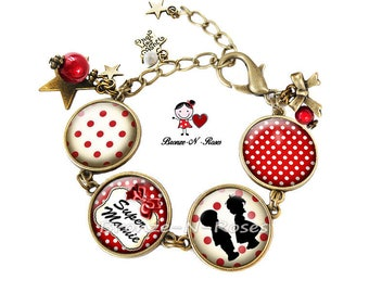 """""""Great Grandma"""" bracelet accessory gift party grandmothers"""