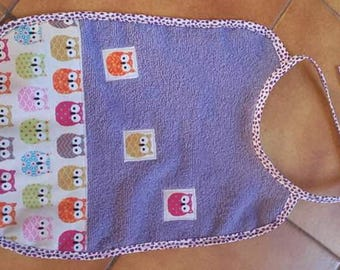Full of topics children baby bib