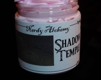 Legend of Zelda Shadow Temple Whipped Body Lotion