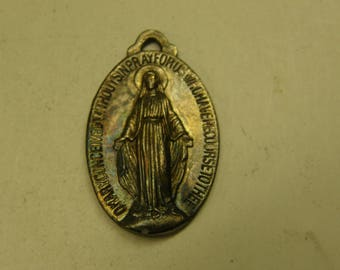 Religious Pendant - Mother Mary