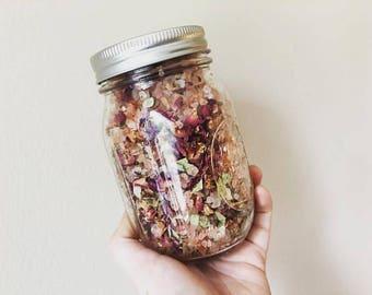 Herbal Detoxifying Bath Salts