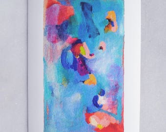 Shoreline - 4x6 art print
