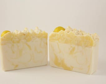 Lemon Citrus / Awaken Collection 5 oz Bar Soap
