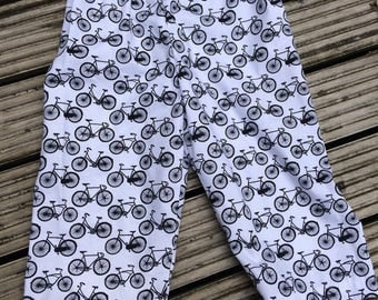 Baby trousers bicycle