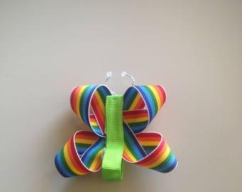 Rainbow clip