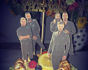 BSB Cake Topper
