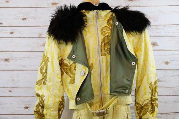 1990s Italian Snowsuit