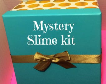 Squishy And Slime Mystery Box : Aweslime 01 loved by 851 Etsy shoppers - Handmade Hunt