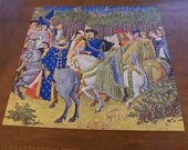 Springbok Puzzle-Month of May- Complete Vintage Jigsaw Puzzle- 450 Piece Puzzle