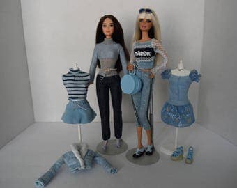 Barbie in BLUE