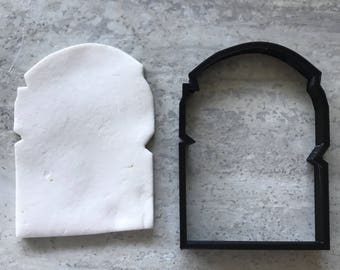 Gravestone Cookie Cutter