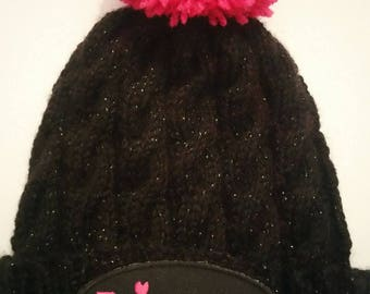 Princess Wooly Hat