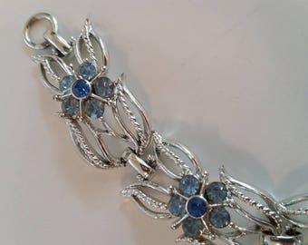 Classic Vintage CORO Floral Bracelet