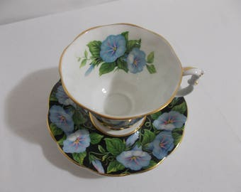 Royal Albert Tea Cup and Saucer Flora Series