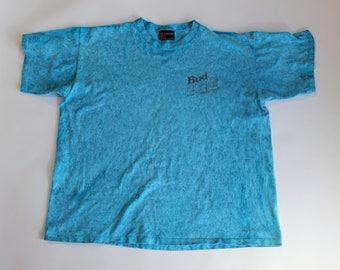 Vintage 90s Single Stitch Bud Ice T-Shirt // Holoubek // Men's X-Large