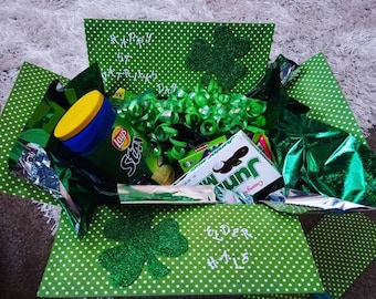"""Care Package For Your """"Greenie""""/ St. Patricks Day"""