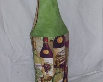 Bottles of Wine Tote
