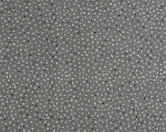 Matilda in Grey - Boby Wide Fabric Fat Quarter