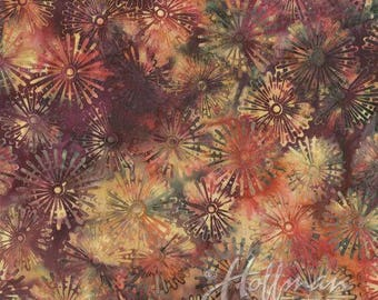 Hoffman Bali Batik Pinwheels Bohemian