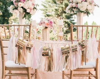 Wedding Tablecloth, Peach Sequin Tablecloth, Sequin linens, cake table cloth, blush wedding decor, sequin table overlay, sequin tablecloth