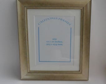Hand made champagne wooden picture photo frame