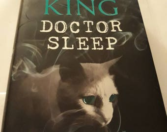 2013 Hardback Doctor Sleep By Stephen King
