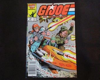 G.I. Joe #47 Marvel Comics 1986