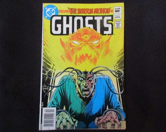Ghosts #111 D.C. Comics 1982