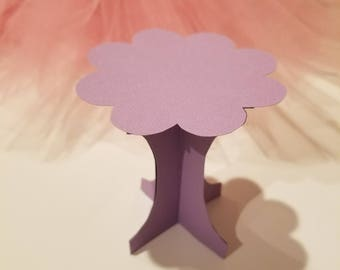 cupcake stand, paper cupcake stand, party cupcake stand, birthday party cupcake stand