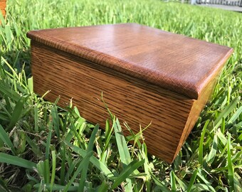 Maple Jewlery Box