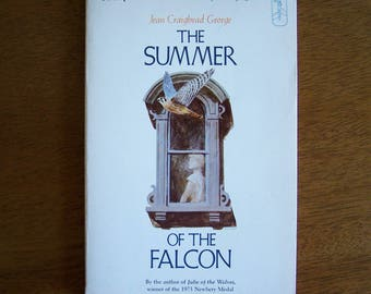 Summer of the Falcon by Jean Craighead George - Children's Book - Wildlife, Birds, Animals