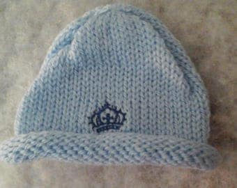 small toddler knit hat