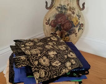 Unstitched Block print fabric