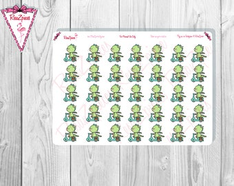 Puffles Dragon Stickers - Misc...