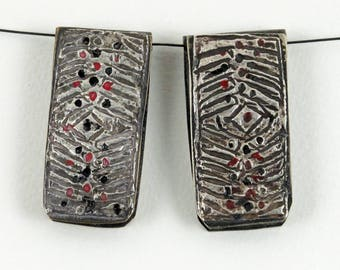 Pair of Vintage Dowry Kitabs from Morocco