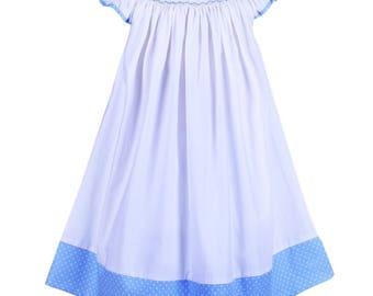 Smock seashell Dress